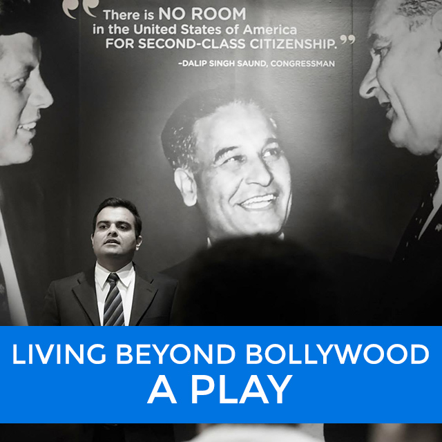 "South Asian Performing Arts Network performs ""Living Beyond Bollywood: A Play"""