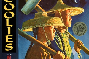 Coolies by Yin, illustrated by Chris Soentpiet [in aMagazine: Inside Asian America]