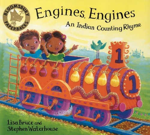 engines engines an indian counting rhyme by lisa bruce