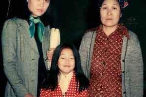 A Single Square Picture: A Korean Adoptee's Search for Her Roots by Katy Robinson + Author Profile [in KoreAm Journal]