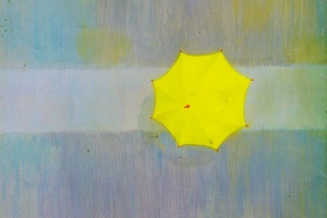 Yellow Umbrella by Jae Soo Liu, with music by Dong Il Sheen [in AsianWeek]