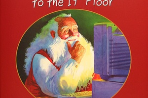 Dear Santa, Please Come to the 19th Floor by Yin, illustrated by Chris Soentpiet + Illustrator Profile [in KoreAm Journal]