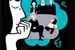 The Complete Persepolis: The Story of a Childhood by Marjane Satrapi [in AsianWeek]