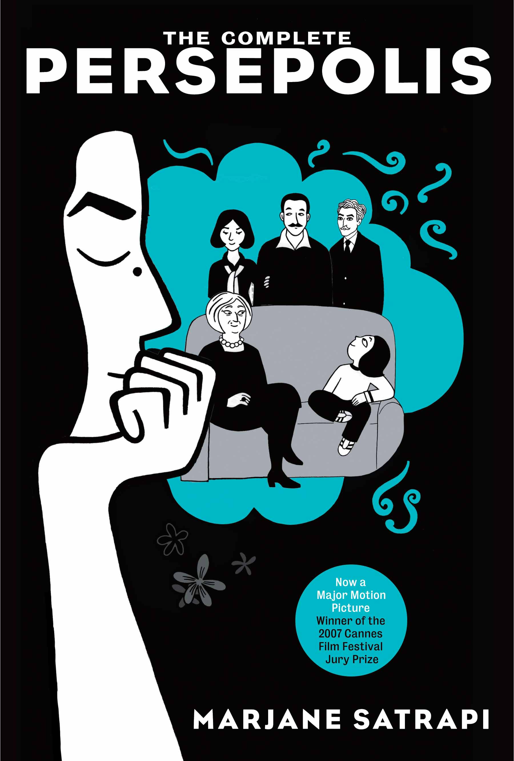 The Complete Persepolis The Story Of A Childhood By Marjane Satrapi