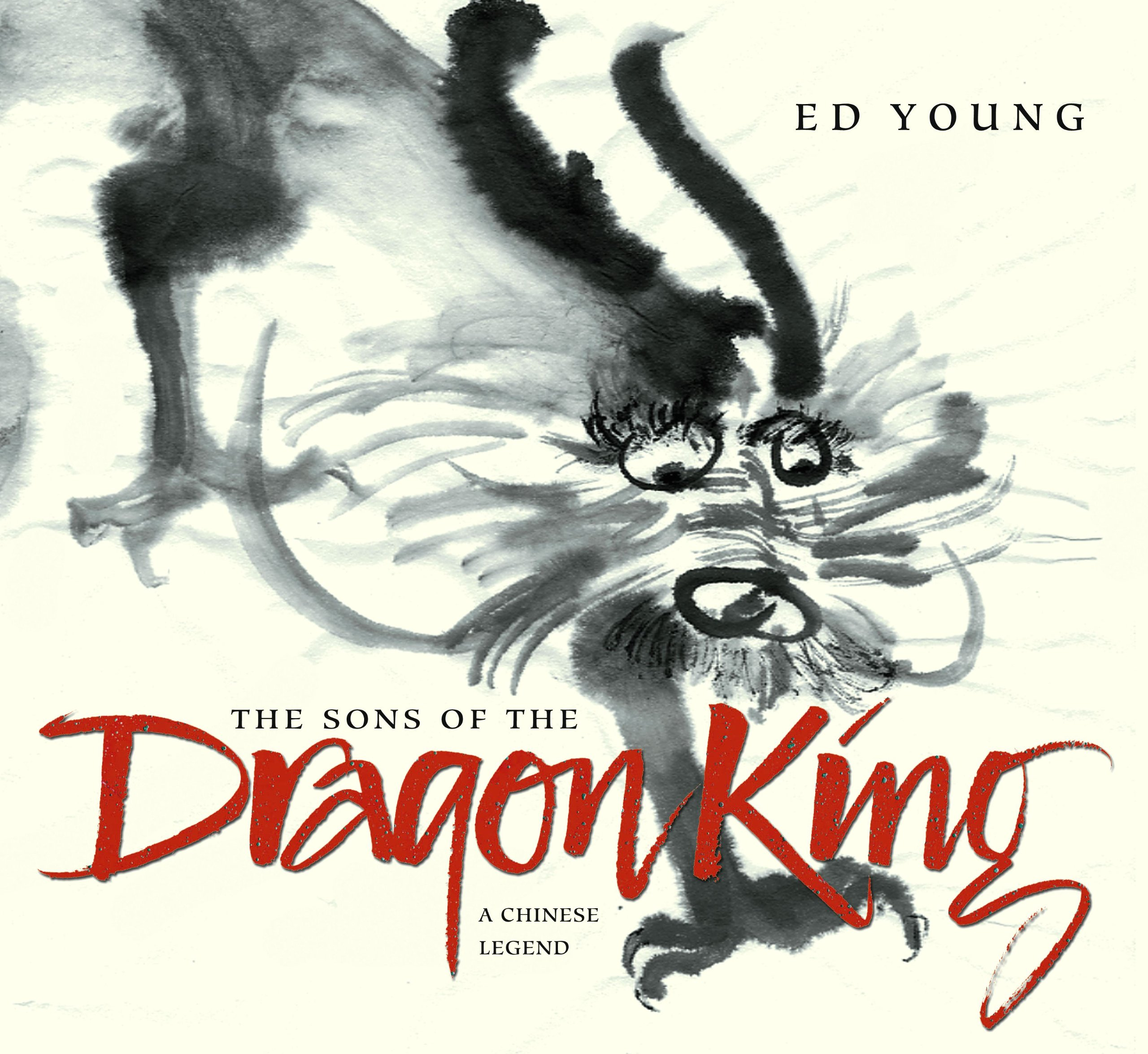 the sons of the dragon king a chinese legend by ed young in