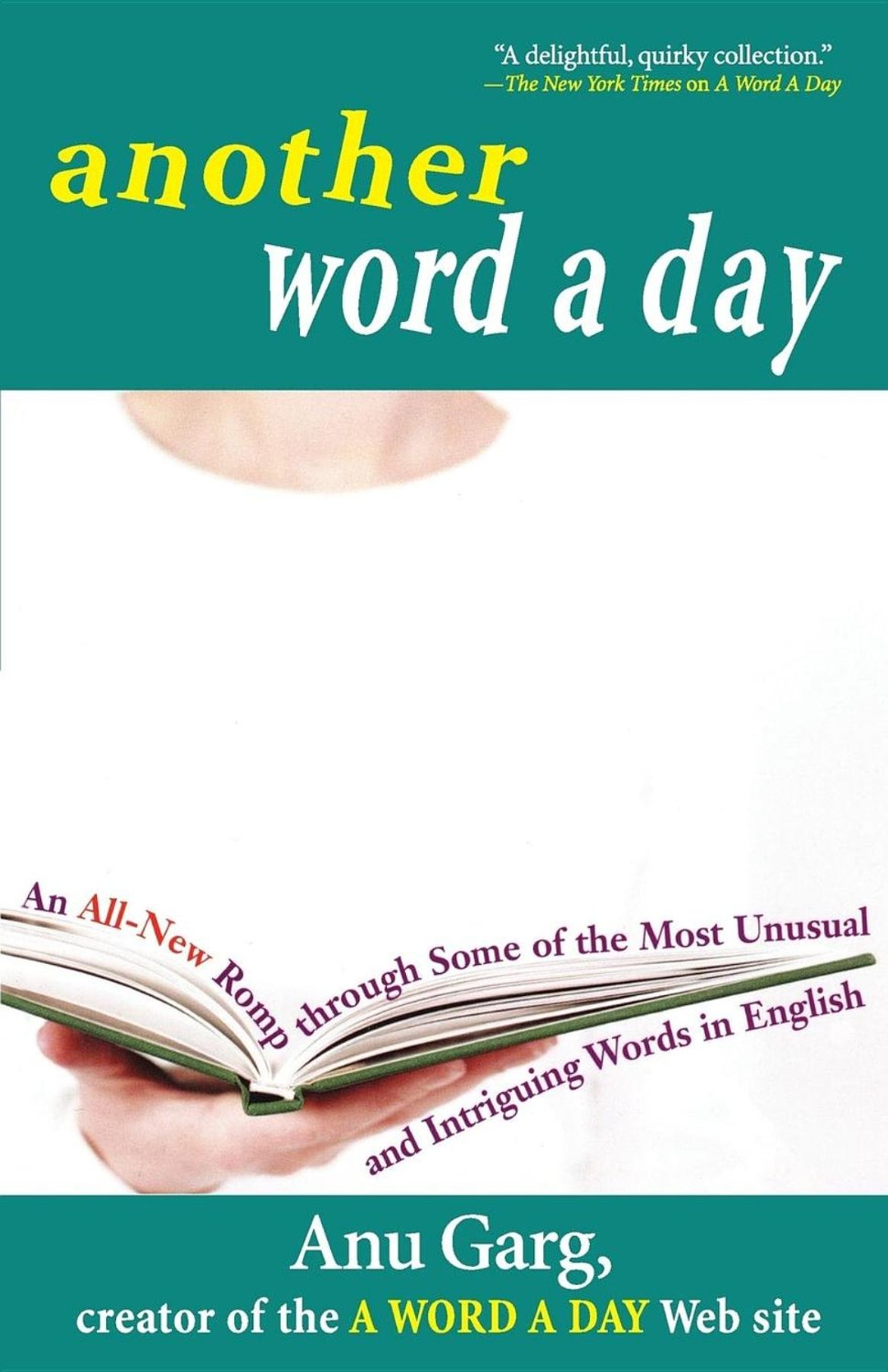 Another Word A Day: An All-New Romp Through Some Of The