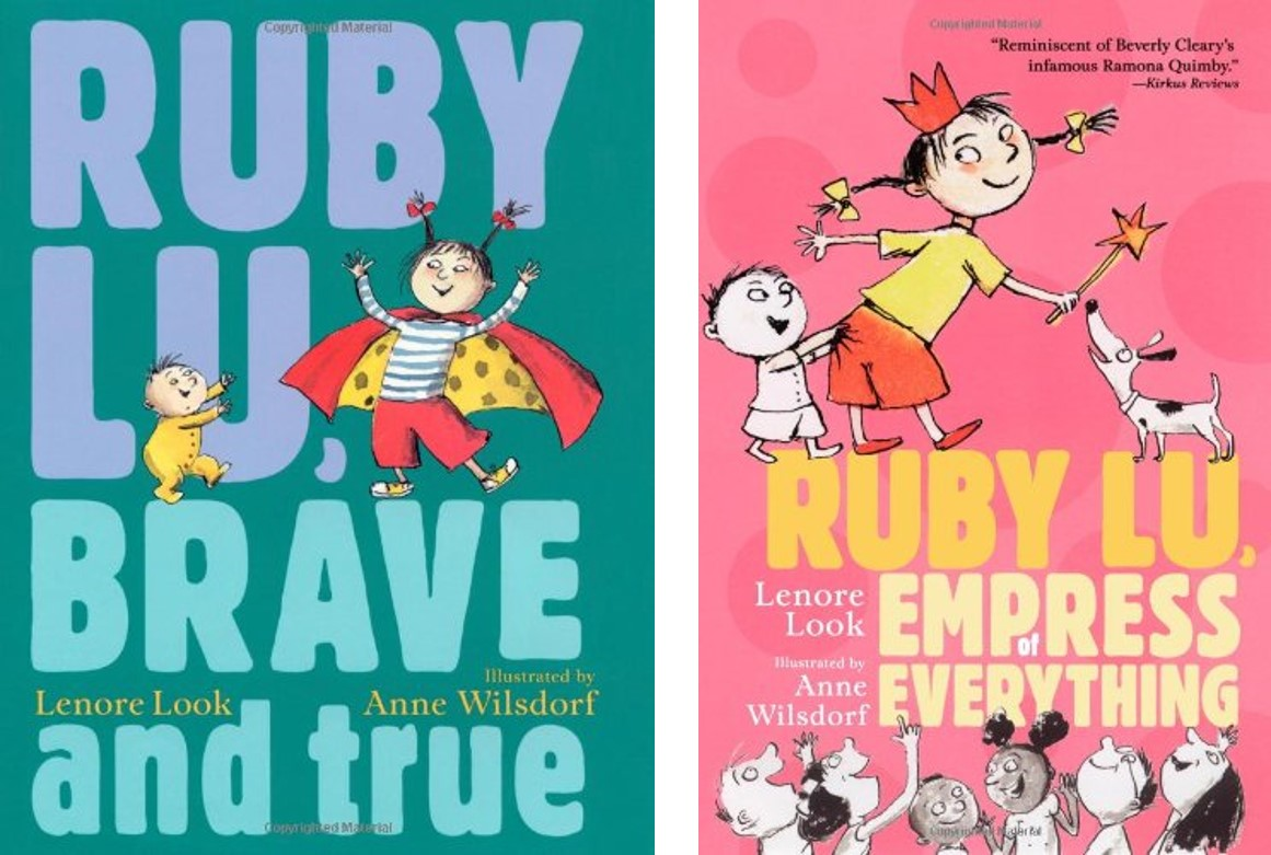 Ruby Lu, Brave And True And Ruby Lu, Empress Of Everything