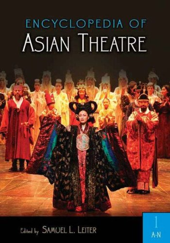 history of asian american theater