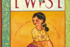 Twist: Yoga Poems by Janet S. Wong, illustrated by Julie Paschkis [in Bloomsbury Review]
