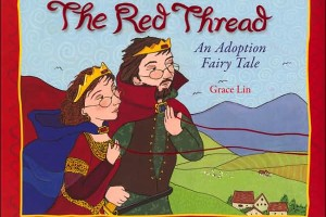 The Red Thread: An Adoption Fairy Tale by Grace Lin [in Bloomsbury Review]