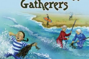 The Wakame Gatherers by Holly Thompson, illustrated by Kazumi Wilds [in Bloomsbury Review]