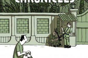 The Burma Chronicles by Guy Delisle, translated by Helge Dascher [in Bloomsbury Review]