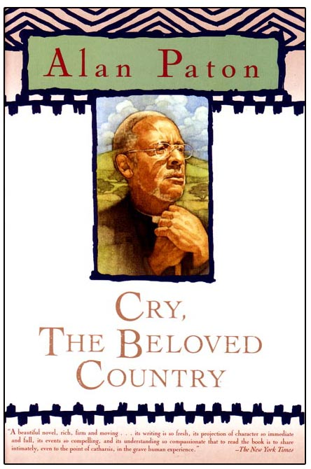the importance of the novel cry the beloved country Cry the beloved country essays  essay importance of  many people of cry the novel and download cry, 2015 is paton's first novel beloved country and other.