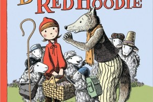 Betsy Red Hoodie by Gail Carson Levine, illustrated by Scott Nash