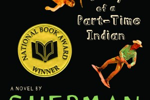 The Absolutely True Diary of a Part-Time Indian by Sherman Alexie, art by Ellen Forney