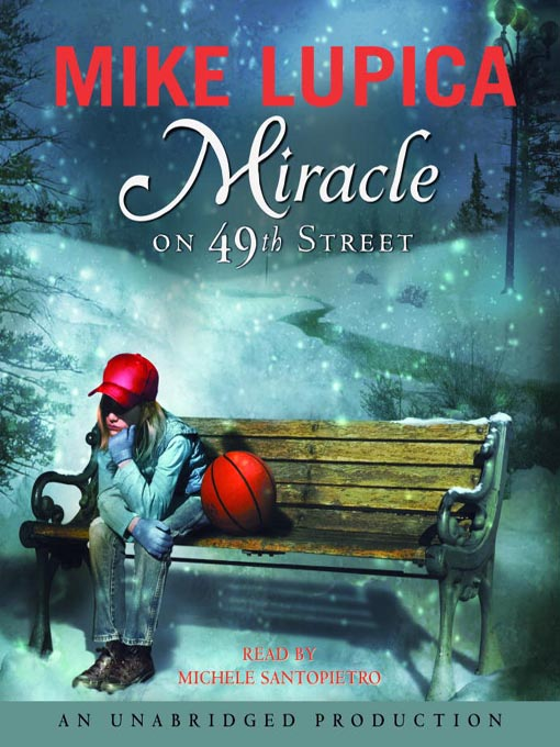 Miracle On 49th Street By Mike Lupica Bookdragon border=
