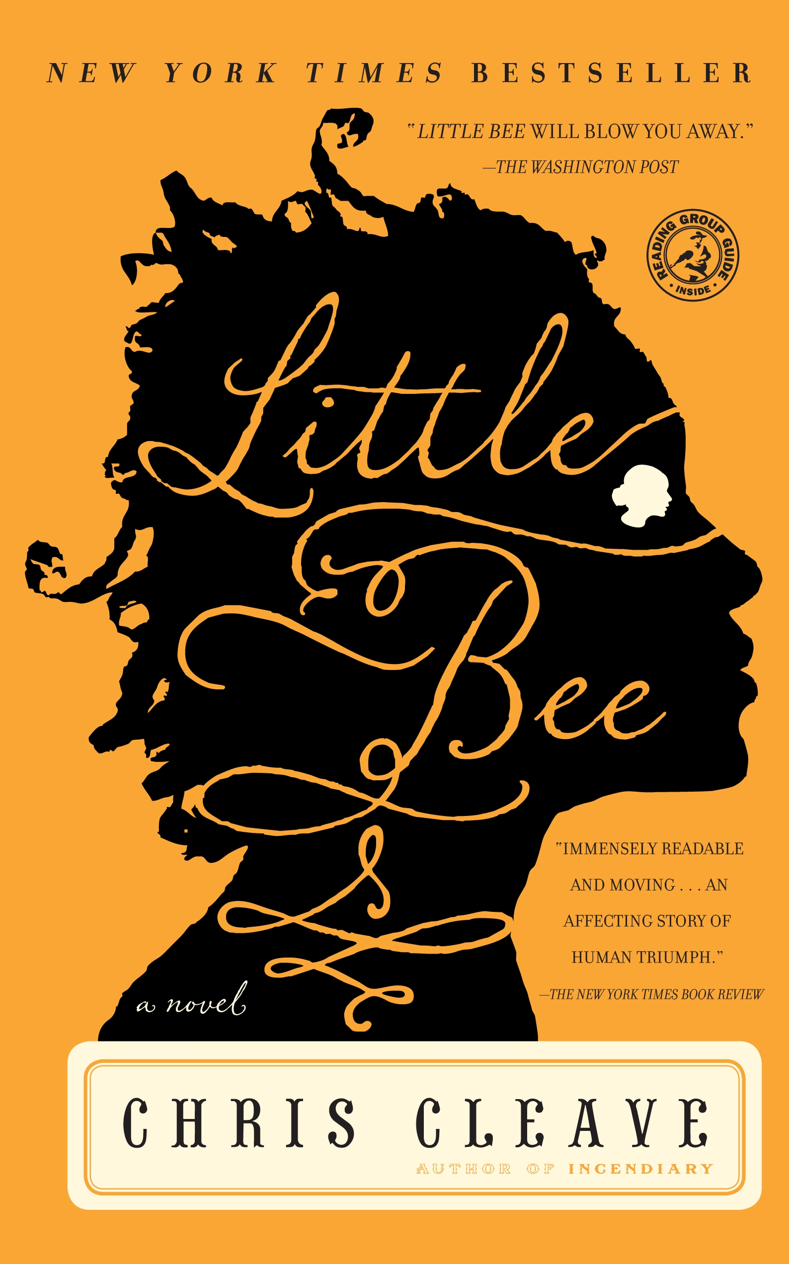 little bee A review of little bee, a 2010 novel by chris cleave, which tells the story of a young nigerian girl who seeks asylum in great britain after.