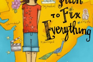 The Grand Plan to Fix Everything by Uma Krishnaswami, illustrated by Abigail Halpin