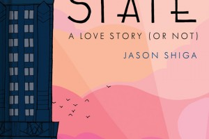 Empire State: A Love Story (or Not) by Jason Shiga