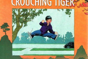 Crouching Tiger by Ying Chang Compestine, illustrated by Yan Nascimbene