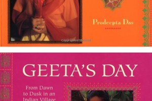 I is for India and Geeta's Day: From Dawn to Dusk in an Indian Village by Prodeepta Das