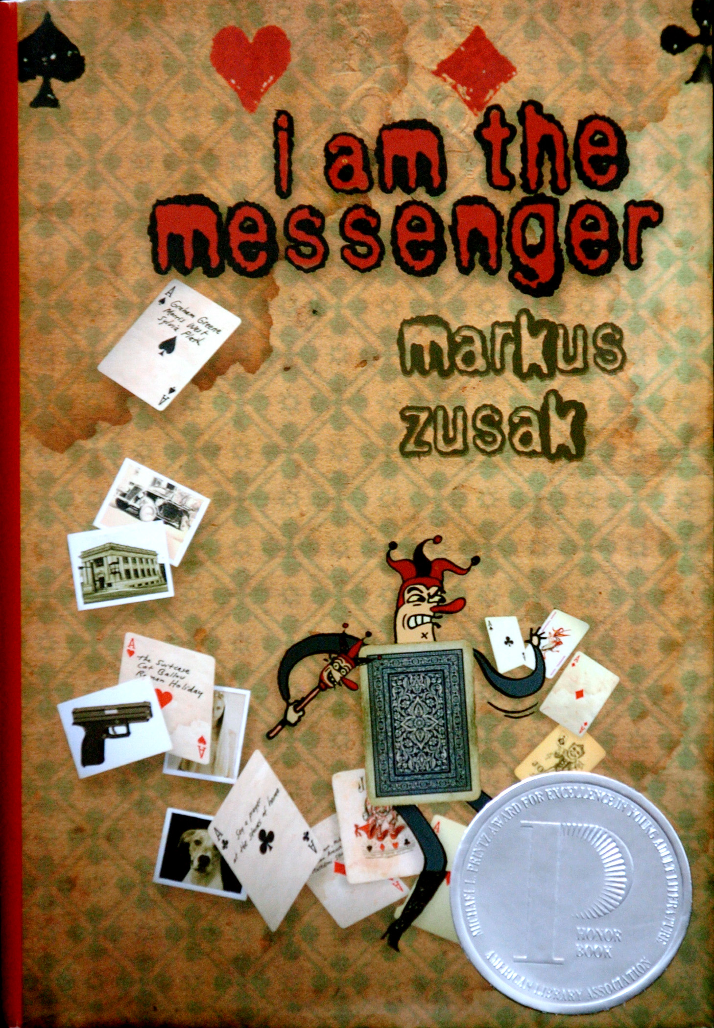 Image result for i am the messenger zusak