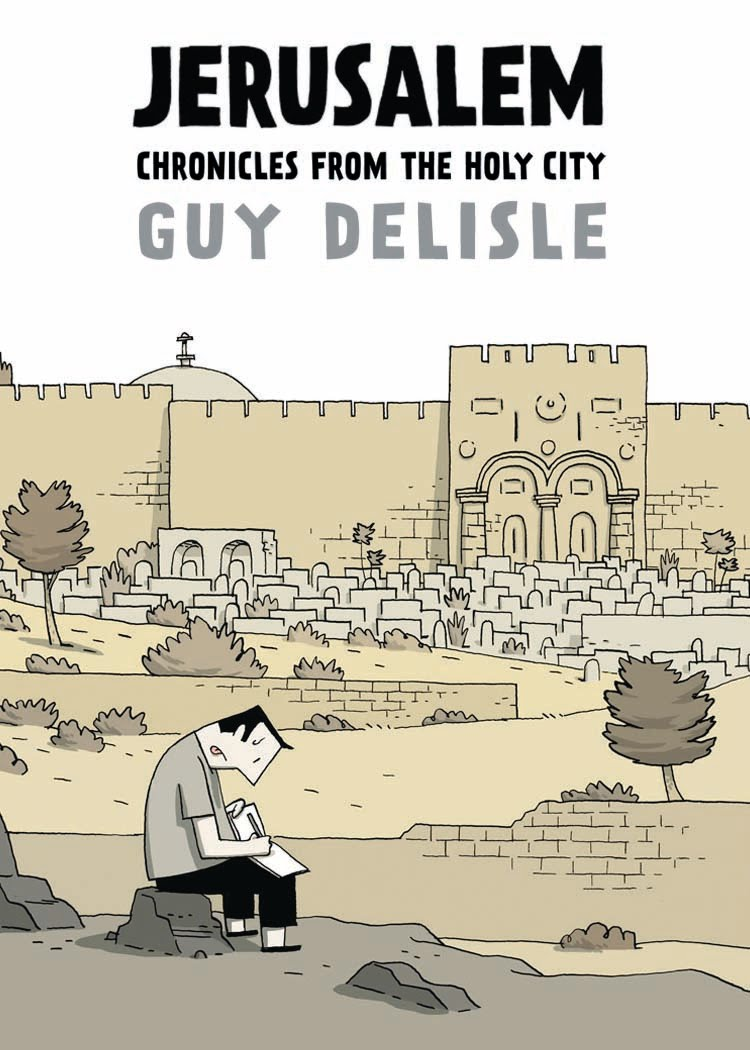 Jerusalem Chronicles from the holy city
