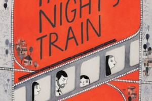 That Night's Train by Ahmad Akbarpour, translated by Majid Saghafi, illustrated by Isabelle Arsenault