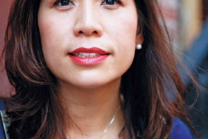 Author Interview: Pauline A. Chen [in Bloom]