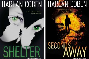 Shelter and Seconds Away (Mickey Bolitar series)