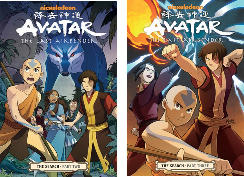 Avatar The Last Airbender Characters As Adults Avatar The Last Airbender