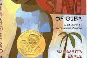 The Slave Poet of Cuba: A Biography of Juan Francisco Manzano by Margarita Engle, illustrated by Sean Qualls