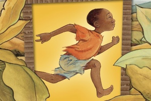 My Name Is Blessing by Eric Walters, illustrated by Eugenie Fernandes