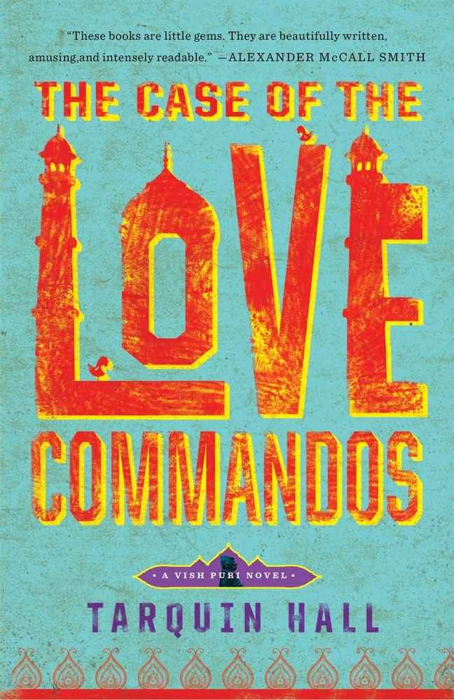 Case of the Love Commandos