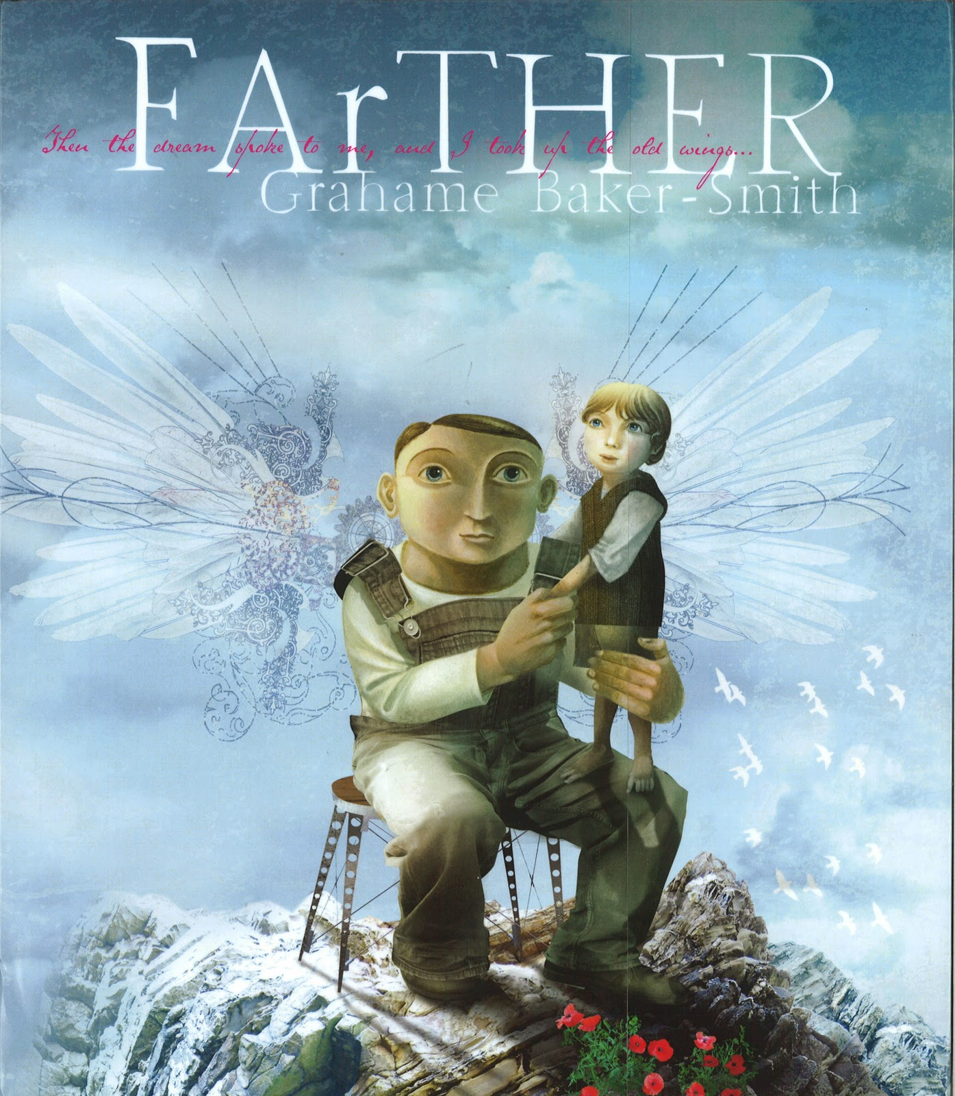 Farther By Grahame Baker Smith Bookdragon