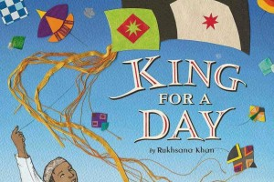 King for a Day by Rukhsana Khan, illustrated by Christiane Krömer