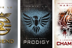 Legend Trilogy: Legend, Prodigy, and Champion by Marie Lu