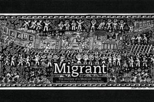 Migrant by José Manuel Mateo, illustrated by Javier Martínez Pedro, translated by Emmy Smith Ready