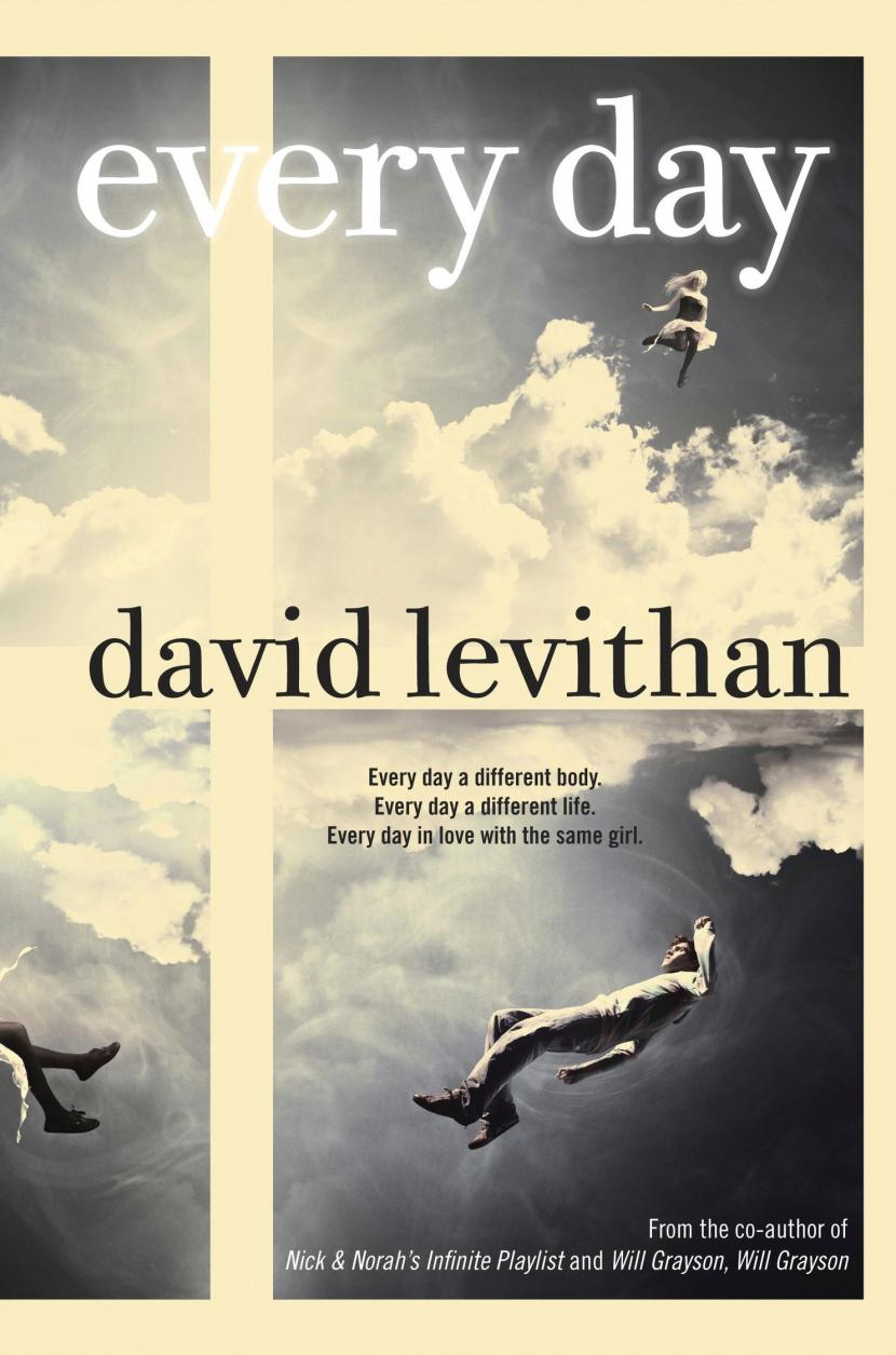 Every Day by David Levithan   BookDragon