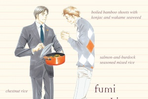 what did you eat yesterday? (vol. 1) by Fumi Yoshinaga, translated by Maya Rosewood