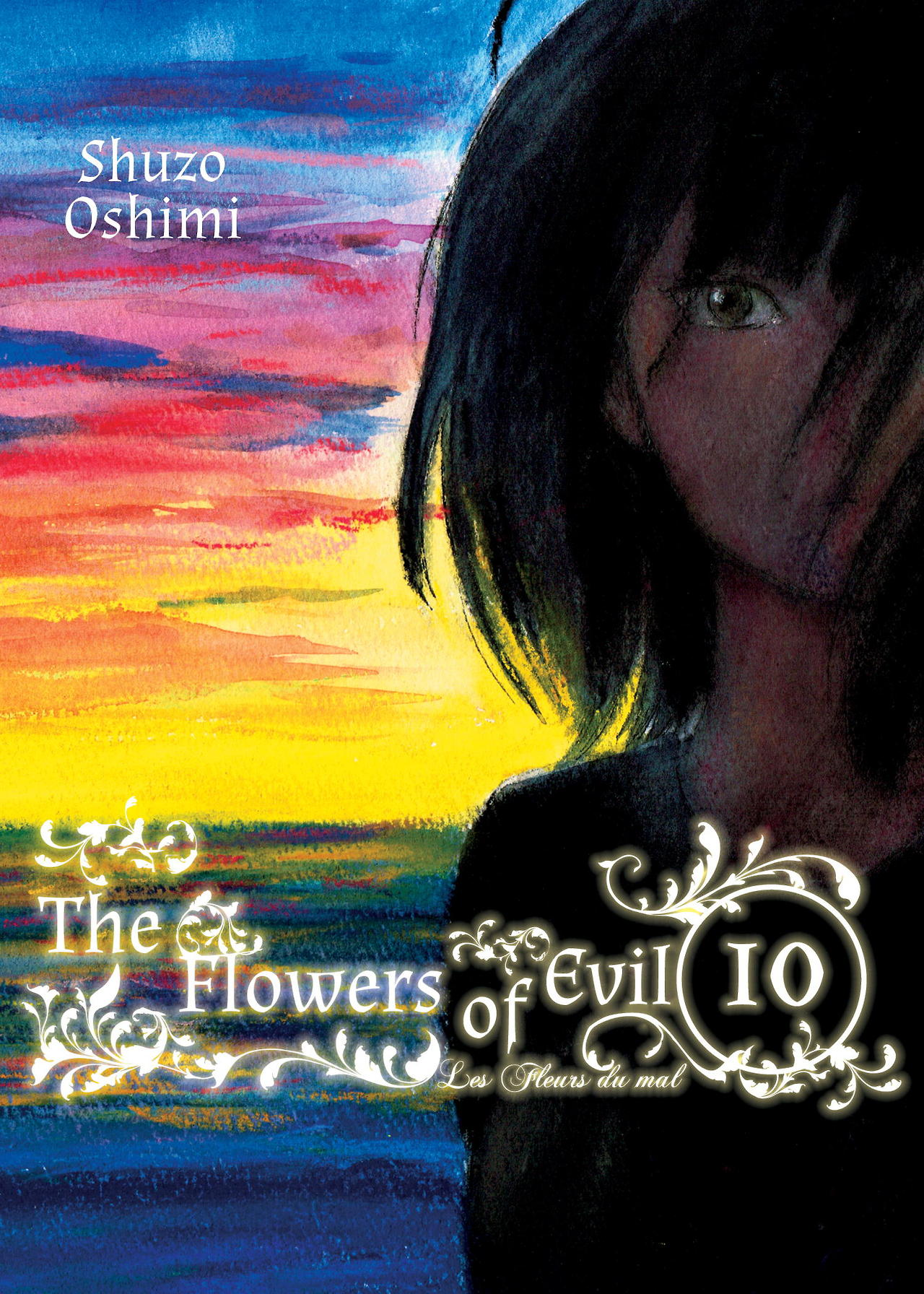 The Flowers of Evil vol 10 by Shuzo Oshimi translated by Paul Starr