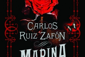 Marina: A Gothic Tale by Carlos Ruiz Zafón, translated by Lucia Graves