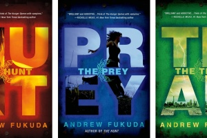 The Hunt Series: The Hunt, The Prey, The Trap by Andrew Fukuda