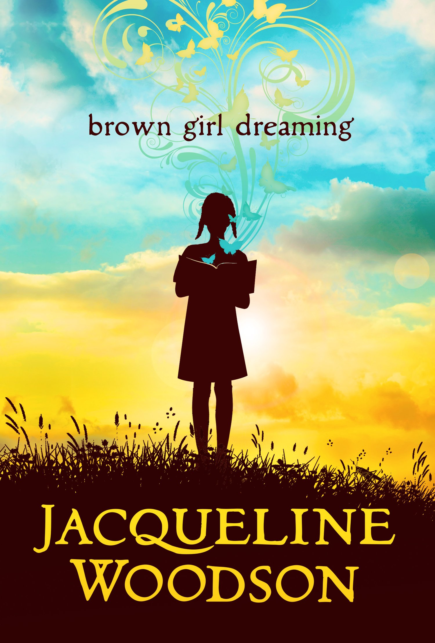 brown girl dreaming by Jacqueline Woodson | BookDragon