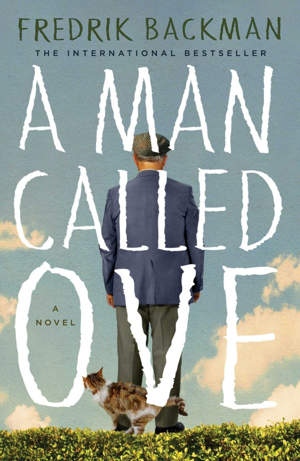 a man called ove author
