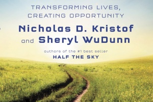 A Path Appears: Transforming Lives, Creating Opportunity by Nicholas D. Kristof and Sheryl WuDunn