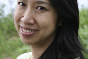 Author Interview: Ava Chin [in Bloom]
