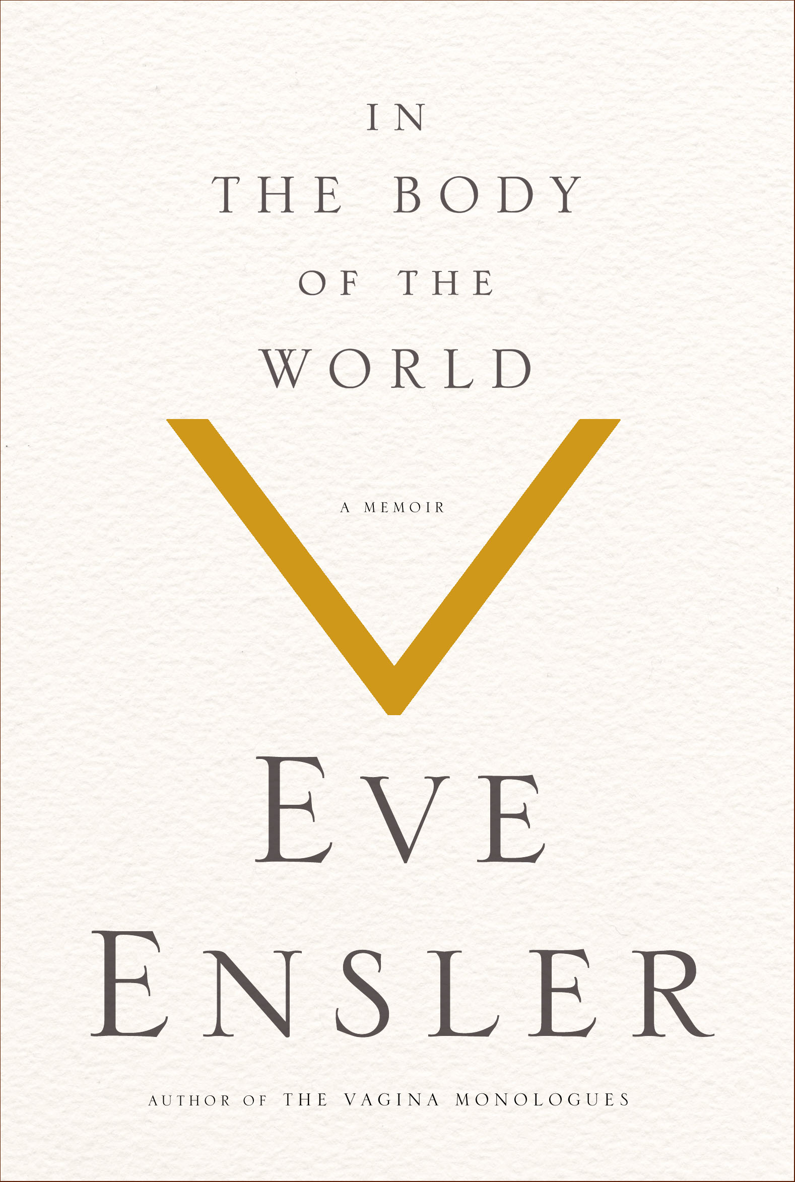 Image result for in the body of the world eve ensler