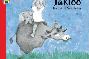 Takloo: The Little Salt Seller by Radhika Bapat, illustrated by Poonam Athalye