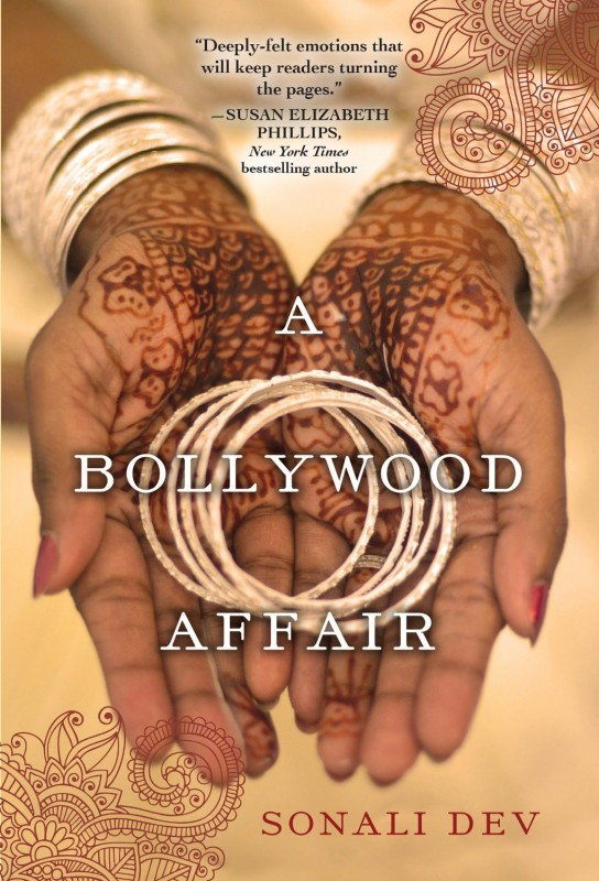 Bollywood Affair by Sonali Dev on BookDragon